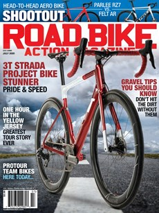 Road Bike Action | 7/2020 Cover
