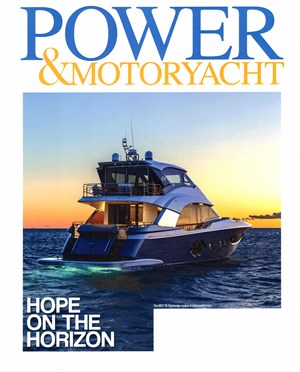 Power & Motoryacht Magazine | 7/2020 Cover