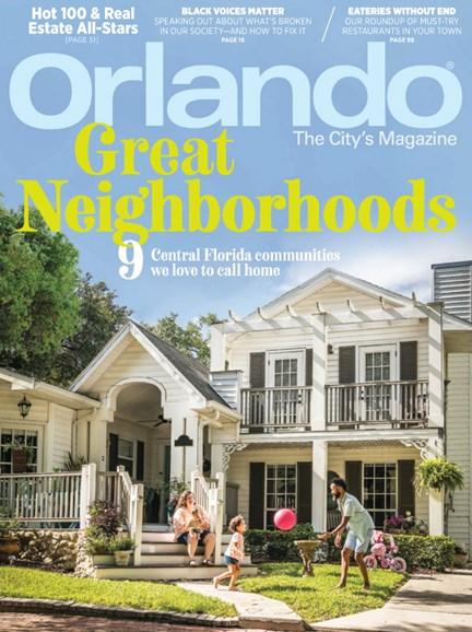 Orlando Magazine Cover - 7/1/2020