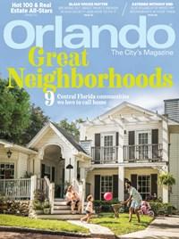 Orlando Magazine | 7/2020 Cover