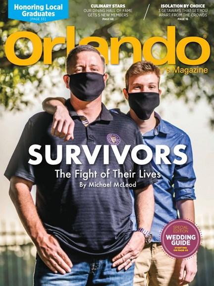 Orlando Magazine Cover - 6/1/2020