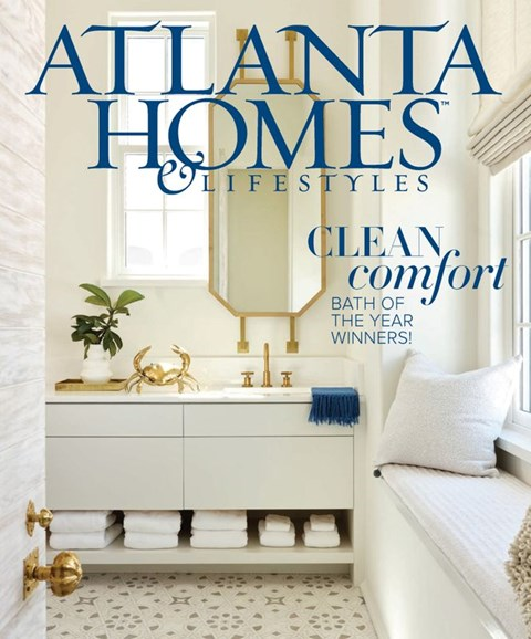 Atlanta Homes & Lifestyles Cover - 7/1/2020