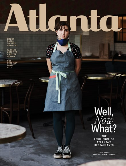 Atlanta Magazine Cover - 6/1/2020