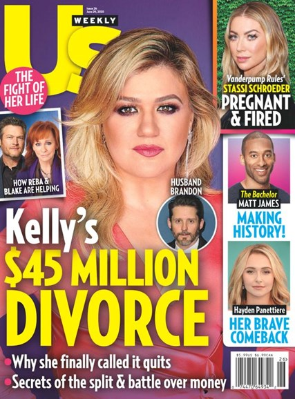 Us Weekly Cover - 6/29/2020