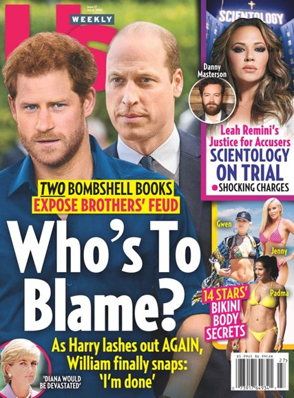 Us Weekly Cover - 7/6/2020