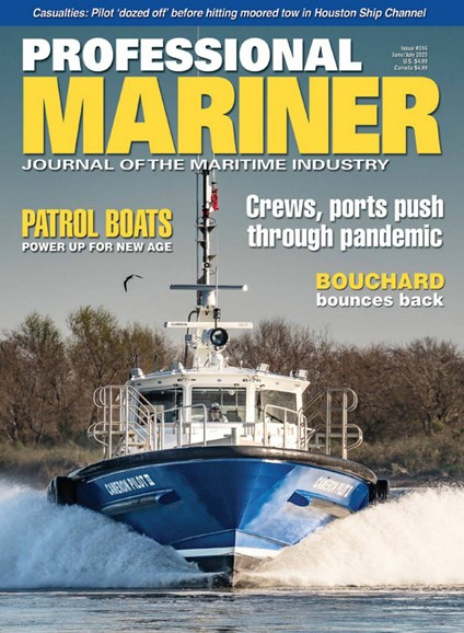 Professional Mariner Cover - 6/1/2020