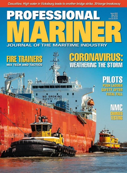 Professional Mariner Cover - 5/1/2020