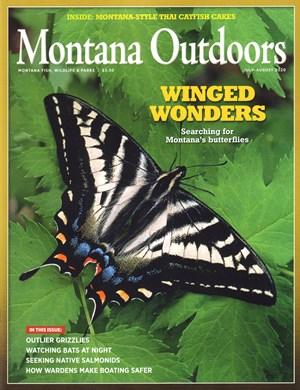 Montana Outdoors Magazine | 7/2020 Cover
