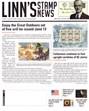 Linn's Stamp News Magazine | 6/8/2020 Cover