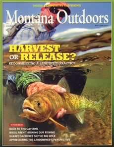 Montana Outdoors | 5/2020 Cover