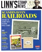 Linn's Stamp Monthly 3/16/2020