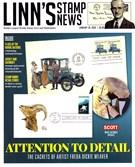 Linn's Stamp Monthly 1/20/2020
