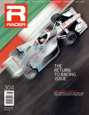 Racer Magazine | 5/2020 Cover