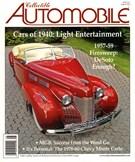Collectible Automobile Magazine 8/1/2020