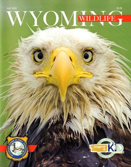 Wyoming Wildlife Cover - 7/1/2020