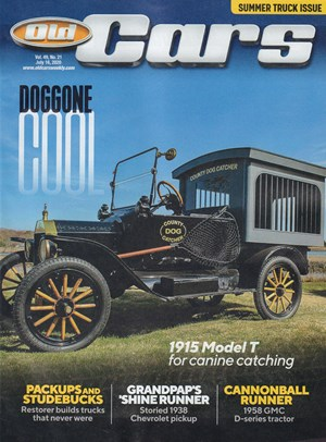 Old Cars Weekly Magazine | 7/16/2020 Cover