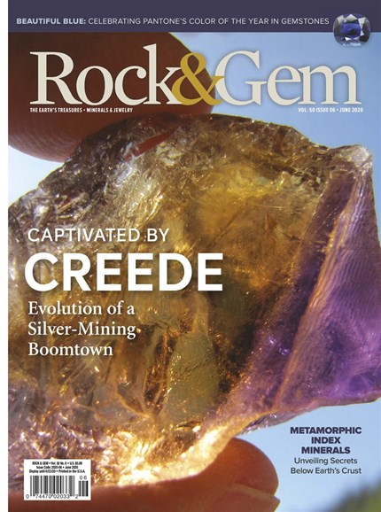Rock & Gem Cover - 6/1/2020