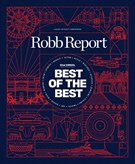 Robb Report Magazine 6/1/2020