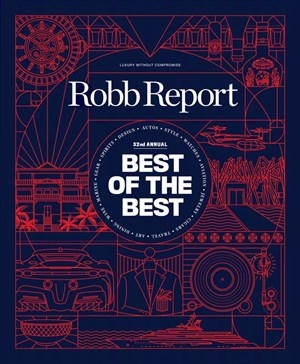 Robb Report Magazine | 6/2020 Cover