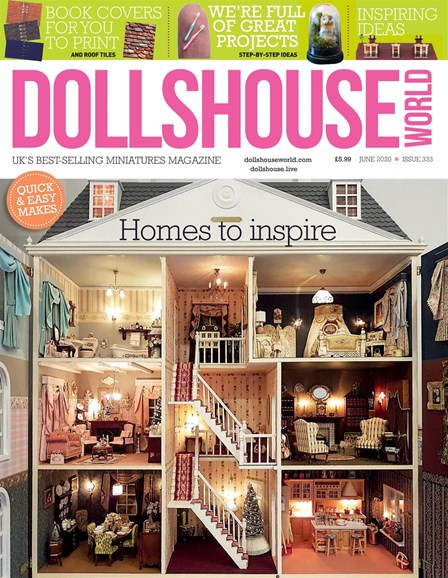 Dolls House World Cover - 6/1/2020