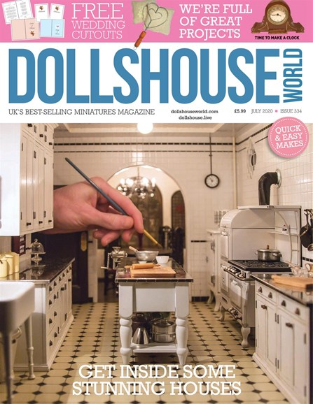 Dolls House World Cover - 7/1/2020