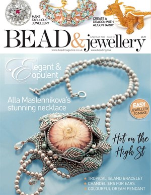 Bead & Jewellery | 6/2020 Cover