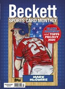Beckett Sports Card Monthly | 7/2020 Cover