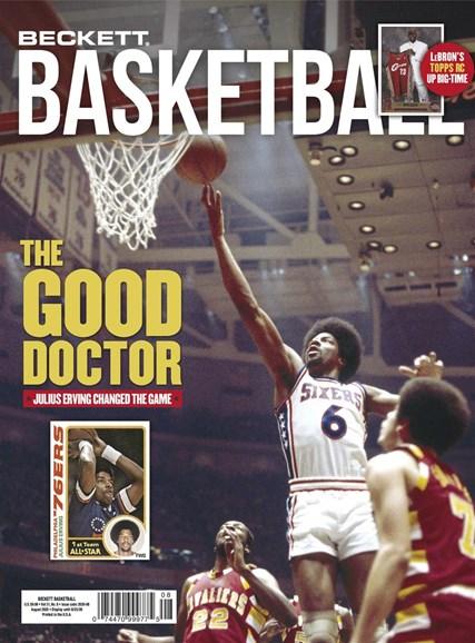 Beckett Basketball Cover - 8/1/2020