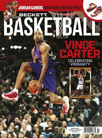 Beckett Basketball Cover - 7/1/2020