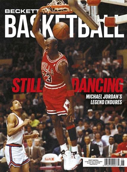 Beckett Basketball Cover - 6/1/2020