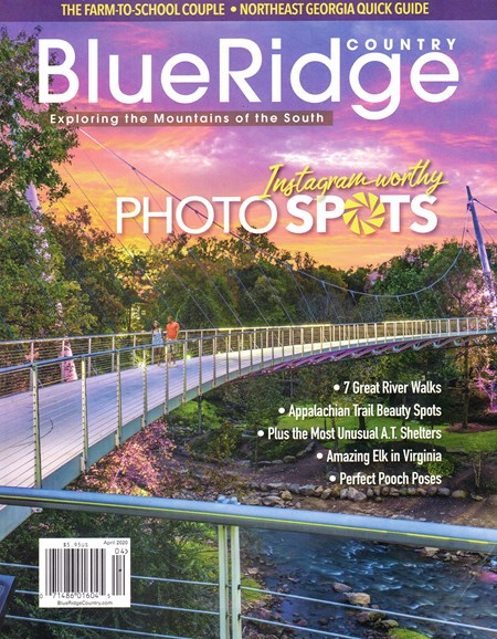 Blue Ridge Country Cover - 4/1/2020