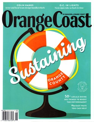 Orange Coast Magazine   6/2020 Cover