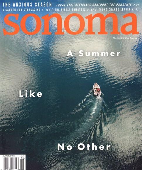 Sonoma Cover - 7/1/2020