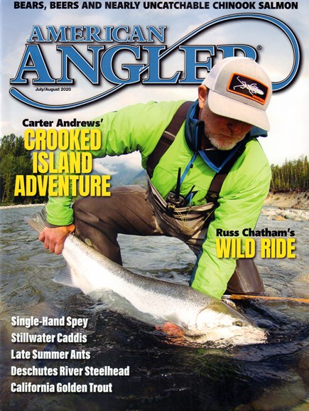 American Angler Cover - 7/1/2020