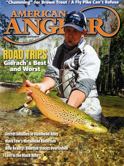 Bass Angler Cover - 5/1/2020