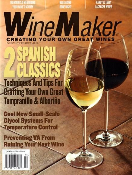 Winemaker Cover - 8/1/2020