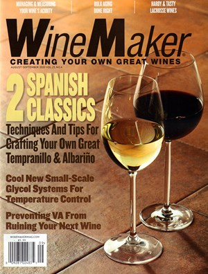 Winemaker | 8/2020 Cover