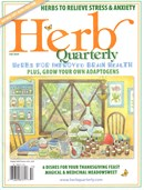 Herb Quarterly | 9/2020 Cover