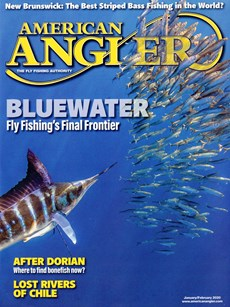 American Angler | 1/2020 Cover