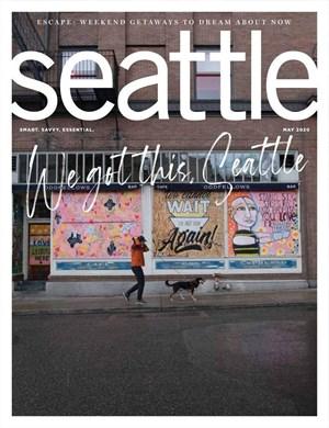 Seattle Magazine | 5/1/2020 Cover