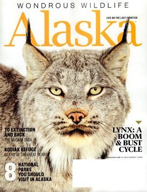 Alaska Magazine | 7/2020 Cover