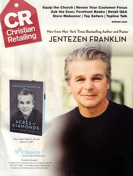 Christian Retailing Cover - 3/1/2020