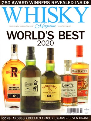 Whisky Magazine | 8/2020 Cover