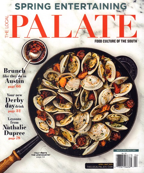 The Local Palate Cover - 4/1/2020