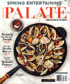 The Local Palate | 4/2020 Cover