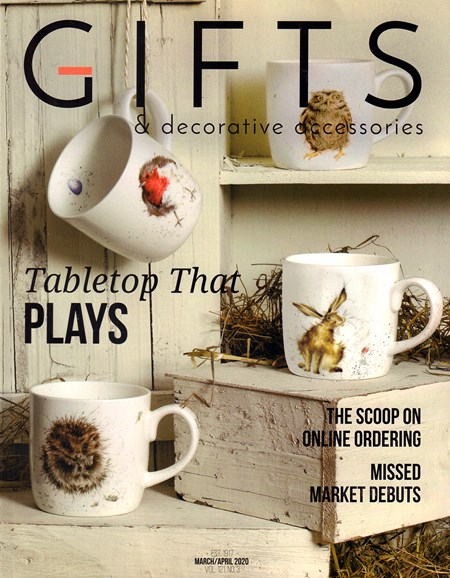 Gifts And Decorative Accessories Cover - 3/1/2020