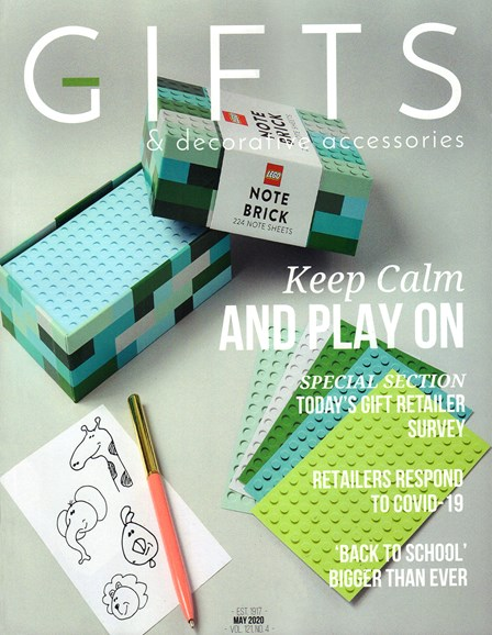 Gifts And Decorative Accessories Cover - 5/1/2020