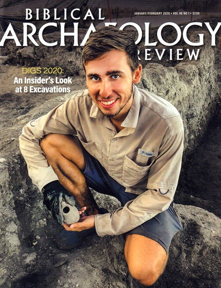Biblical Archaeology Review Cover - 1/1/2020