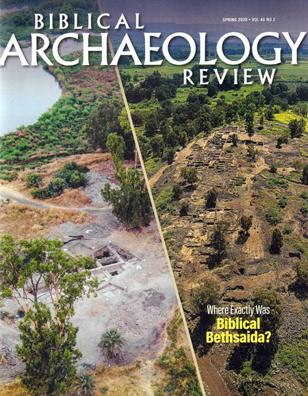 Biblical Archaeology Review Cover - 3/1/2020