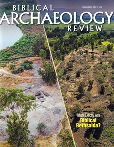 Biblical Archaeology Review | 3/2020 Cover